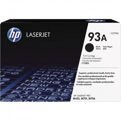 کارتریج تونر اچ پی مشکی HP 93A Black Toner Cartridge 93A