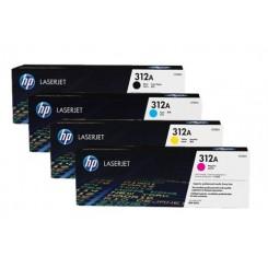 کارتریج لیزری رنگی اچ پی HP 312A