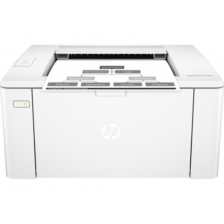 پرینتر لیزری HP LaserJet Pro M102a Printer (G3Q34A)