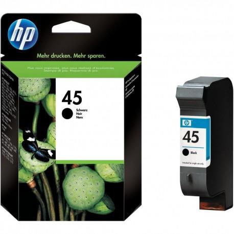 کارتریج مشکی اچ پی HP 45 BLACK 51645AA