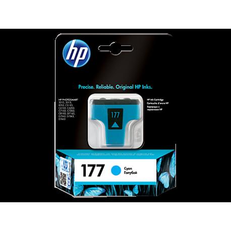 کارتریج آبی اچ پی HP 177 CYAN C8771HE