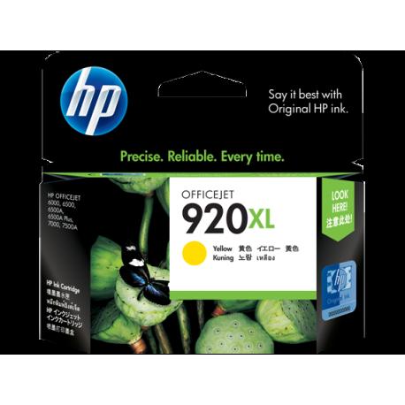 کارتریج زرد اچ پی HP 920 YELLOW CD974AE