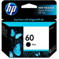 کارتریج مشکی اچ پی HP 60 BLACK CC640WA