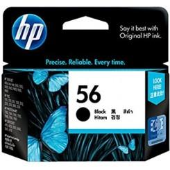 کارتریج مشکی اچ پی HP 56 BLACK C6656AA