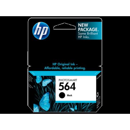 کارتریج مشکی اچ پی HP 564 BLACK CB316WA