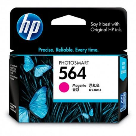 کارتریج قرمز اچ پی HP 564 MAGENTA CB319WA