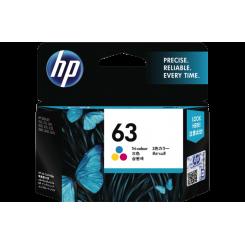 کارتریج رنگی اچ پی HP 63 COLOR F6U61AN