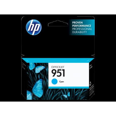 کارتریج آبی اچ پی HP 951 CYAN CN046AN