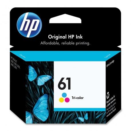 کارتریج رنگی اچ پی HP 61 COLOR CH562WA