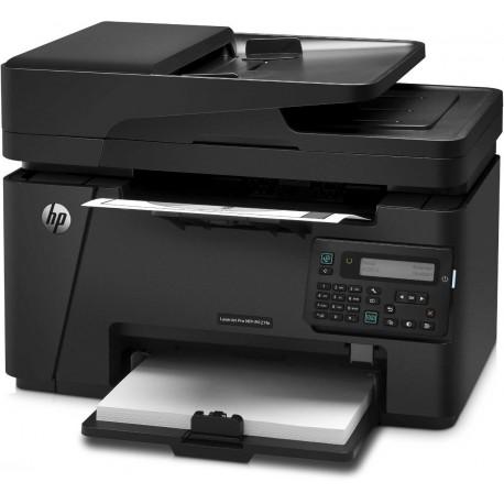 پرینتر چندکاره اچ پی لیزری مشکی HP LaserJet Pro MFP M127fw CZ183A Printer