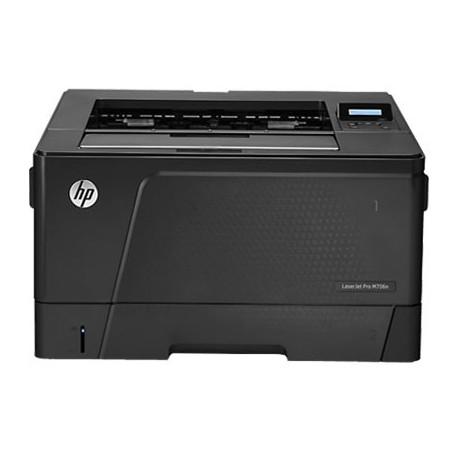 پرینتر تک کاره اچ پی لیزری مشکی HP LaserJet Printer Pro M706n B6s02A