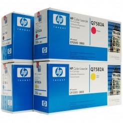 کارتريج ليزري رنگی اچ پي HP 3800