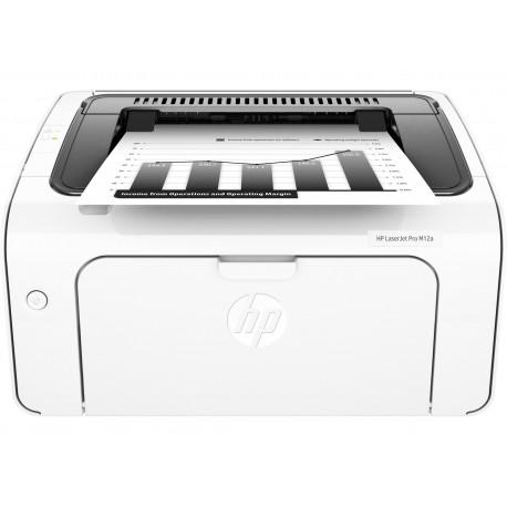 پرینتر لیزری HP LaserJet Pro M12A(T0L45A)