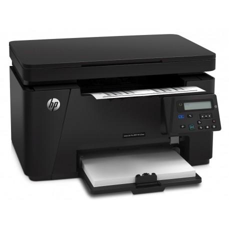 پرینتر چند کاره اچ پی لیزری مشکی HP LaserJet Pro MFP M125nw CZ173A Printer