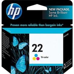 کارتریج رنگی اچ پی HP 22 COLOR C9352AA