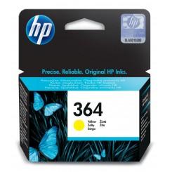 کارتریج زرد اچ پی HP 364 YELLOW CB320EE