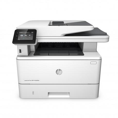 پرینتر چندکاره اچ پی لیزری مشکی HP LaserJet Pro MFP M426fdn Printer F6W14A