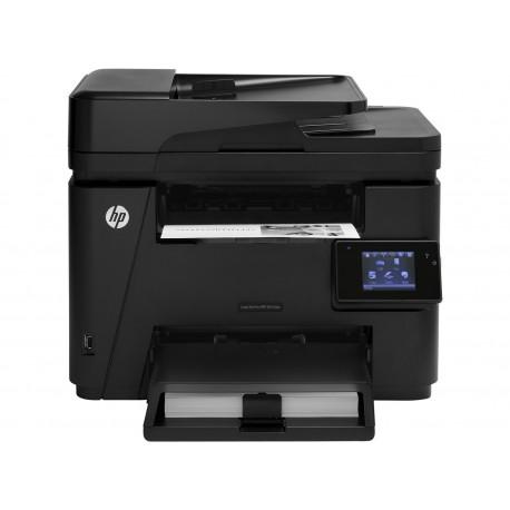 پرینتر چند کاره اچ پی لیزری مشکی HP LaserJet Pro MFP M225dn CF484A Printer